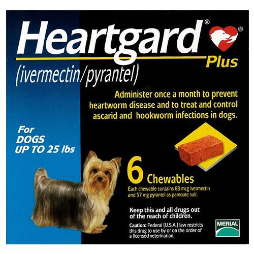 Original Heartgard for Dogs